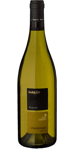 New harvest from Barkan: Chardonnay Reserve 2012