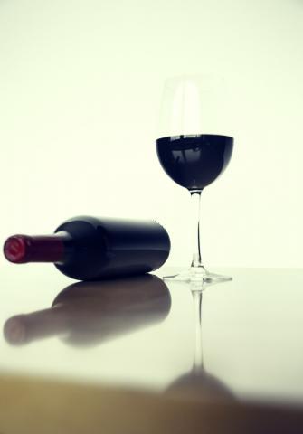 יין אדום עשיר בנוגדי חמצון